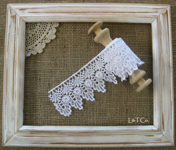 Cotton Embroidered Lace 6.5cm